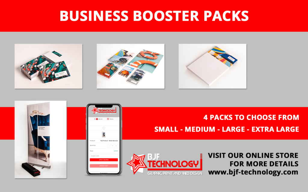 Read more about the article Introducing our new Business Booster Packs