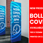 New Product – Bollard Covers