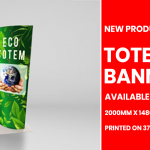 New Product – Totem Eco Banners