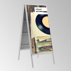 A-Frame Display Boards