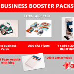 Business Booster Packs