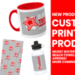 New Product Range – Custom Print Products!